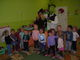 Galeria spotkanie maluszków z postaciami z bajki
