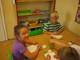 Galeria Żabki - pierwszy dzień w przedszkolu
