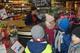 Galeria Jagódki w supermarkecie Dino