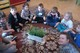 Galeria Żabki sadzą aksamitki