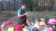 Galeria Muchomorki z wizytą w lesie
